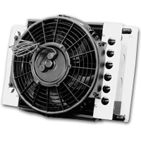 BD Auxiliary Transmission Cooler