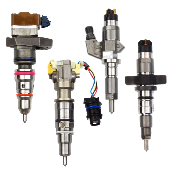 Injectors, Industrial Injection