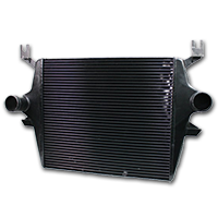 Intercooler & Boot Kit's