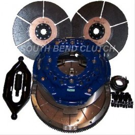 South Bend Clutch	FDDC360064 6.4 Comp DD Clutch for Ford Competition Diesel 08-09 6.4 Engine 6 speed.