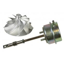 BD Power 7.3L Billet Compressor Wheel _ Waste Gate Combo
