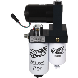 FASS Fuel Titanium Signature Series Lift Pump 165GPH | 98.5-04 Dodge 5.9L Cummins