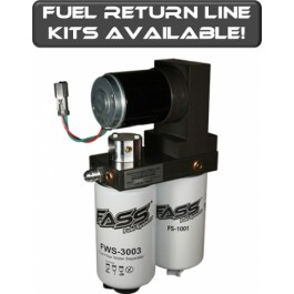 FASS Titanium Fuel Lift Pump 260GPH | Class 8 Semi UIM Truck