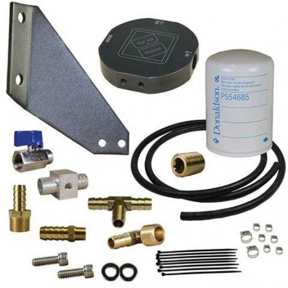 BD Power Coolant Filter Kit | 03-07 Ford 6.0L Powerstroke