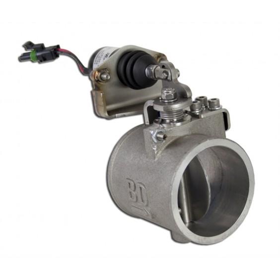 BD Power Positive Air Shutdown | Manual Operation (no Electronics)