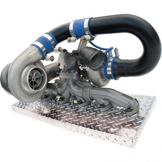 Complete Twin Turbo Kits