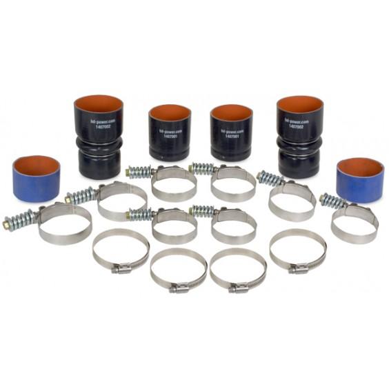 Intake Hose & Clamp Kit   Ford 7.3L, 6.0L & 6.4L PowerStroke