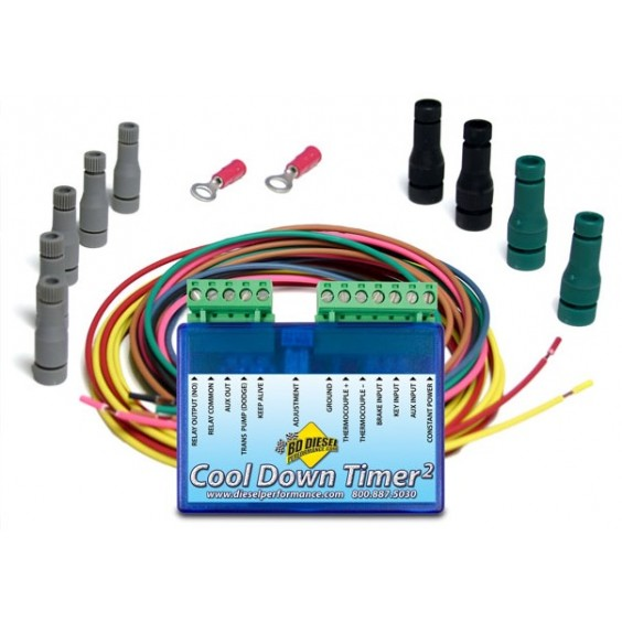 BD Power Cool Down Timer Kit v2.0   10-12 Dodge Cummins