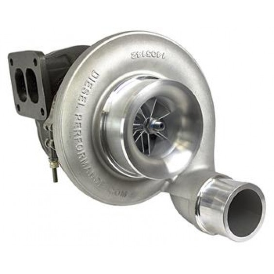 RACE TURBO S400 67mm Billet/83mm 1.00A/R T4 90degree-Outlet