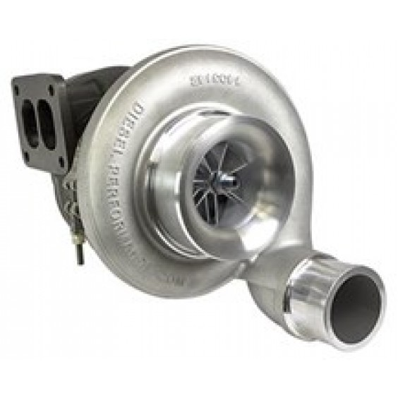 RACE TURBO S400 67mm Billet/83mm 1.25A/R T4 90degree-Outlet