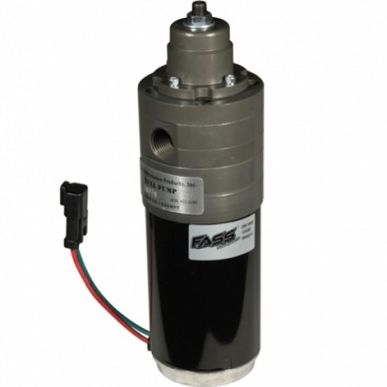 FASS Fuel Adjustable Lift Pump 165GPH | 05-16 Dodge 5.9L and 6.7L Cummins