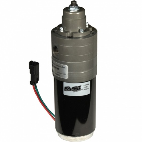 FASS Adjustable Diesel Fuel Lift Pump 220GPH @ 55PSI | 11-12 Ford 6.7L Powerstroke