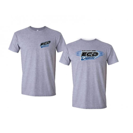 Adult T-Shirt - Oxford Gray