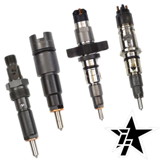 Industrial Injection Dodge Cummins Injectors