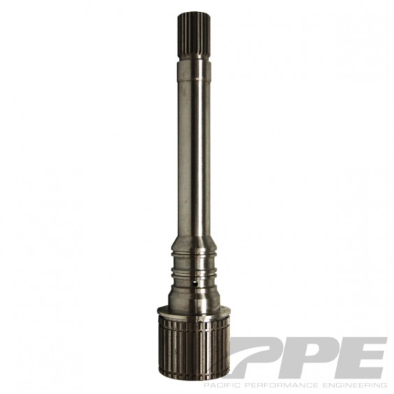 PPE Billet Input Shaft, 01-10 Chevy / GMC 6.6L Allison 1000