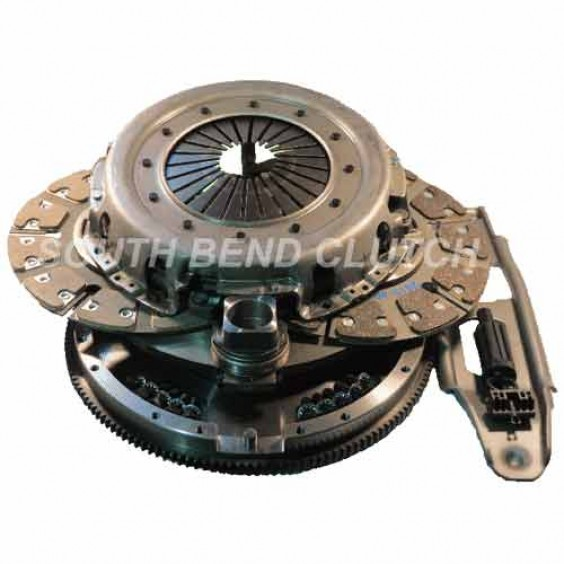 Street Dual Disc Clutch Kit | Ford 7.3L Powerstroke - F250/F350