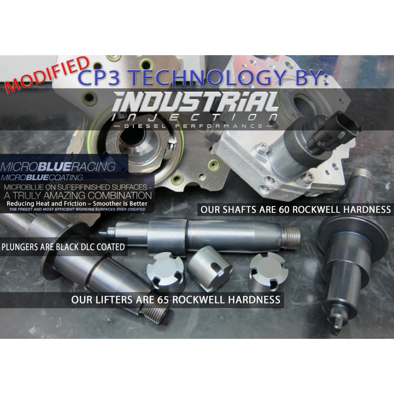 Industrial Injection Chevy Injection Pump