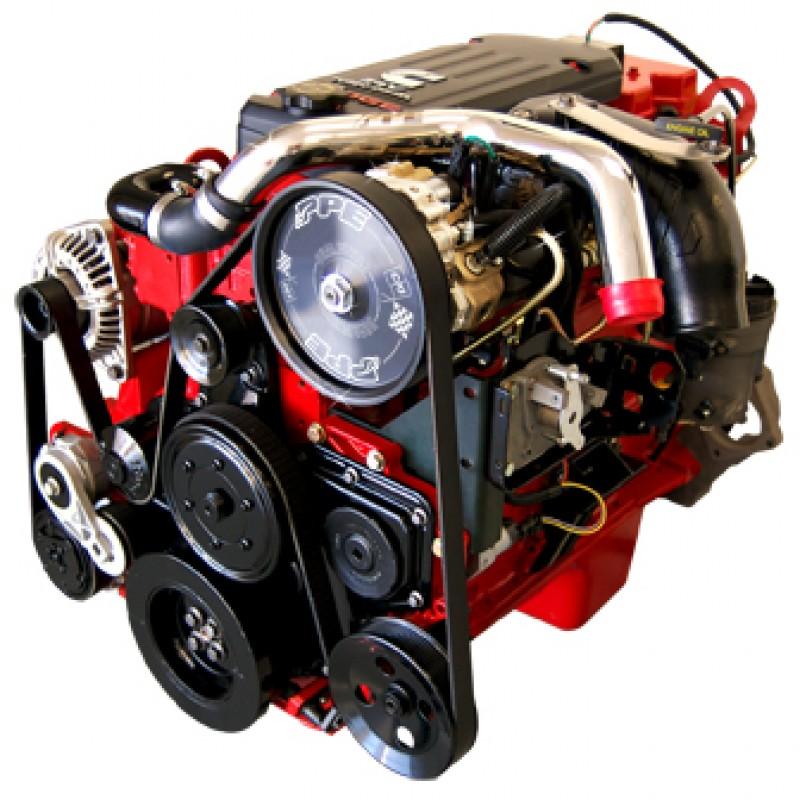 PPE Dual Fuel Pump Kit 2004 5 - 2005 Chevy Duramax LLY