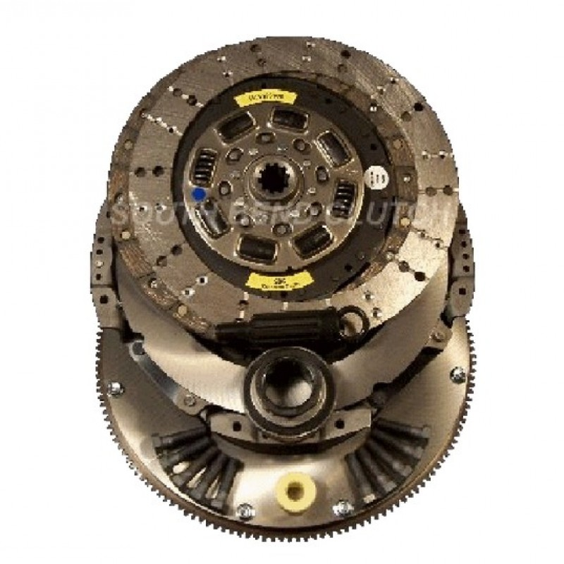 South Bend Clutch | 87-98 Ford 7 3L Powerstroke - ZF5 5 Speed