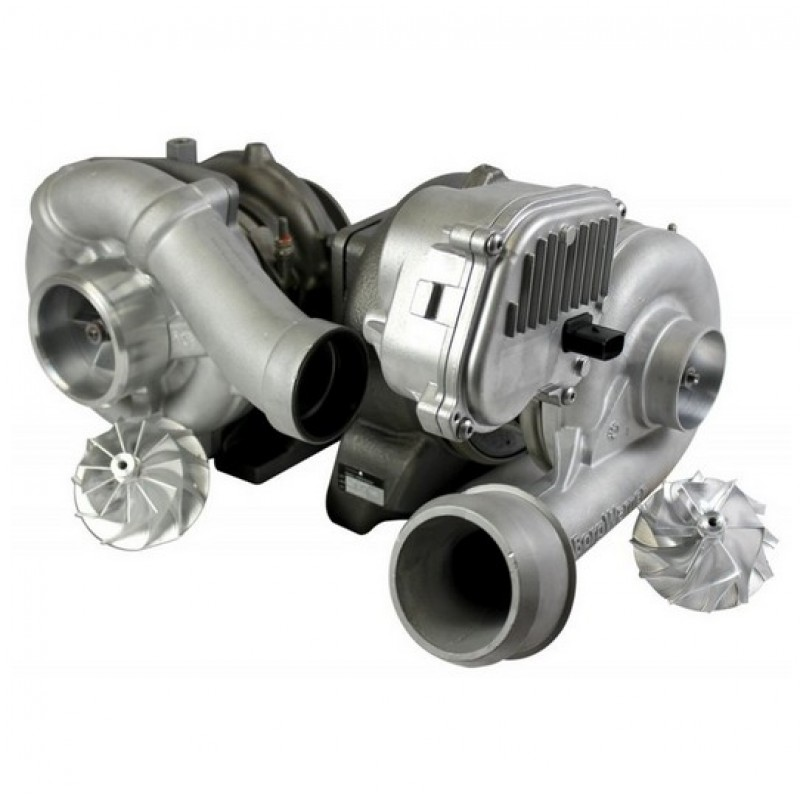 Remanufactured Ford Transmissions >> BD Diesel 6.4L Powerstroke Remanufactured Turbo
