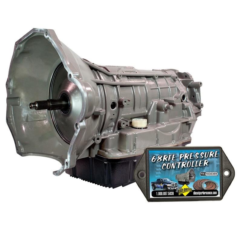 Bd Diesel 68rfe Transmission 07 5 11 Dodge Diesel