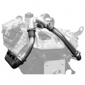 BD Power Exhaust Manifold Up-Pipes | 03-07 Ford 6.0L Powerstroke