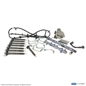 Motorcraft  Fuel System Contamination Repair Kit | 11-16 6.7L Powerstroke