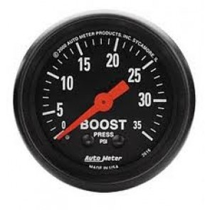 Autometer Z-Series Boost Gauge