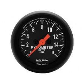 Autometer Z-Series Pyrometer Gauge.