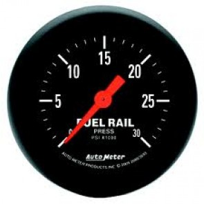 Autometer Z-Series Rail Pressure Gauge