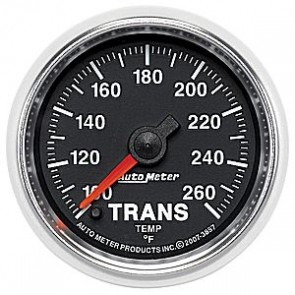 Autometer GS Series Trans Temperature Gauge