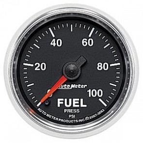 Autometer GS Series Fuel Pressure Gauge