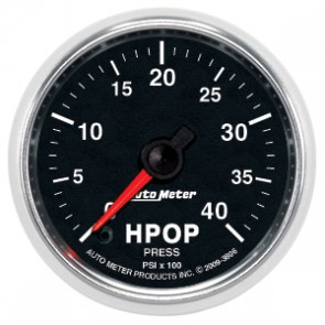 Autometer GS Series HPOP Gauge