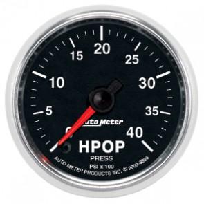 Autometer GS Series HPOP Gauge