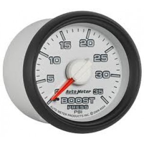 Factory Match Boost Gauge