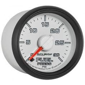 Factory Match Fuel Pressure Gauge