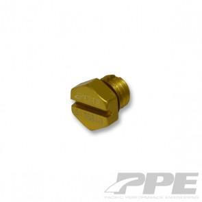PPE Air Bleeder Screw - 01-10 Chevy 6.6L LB7/LLY/LBZ/LMM