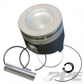 PPE Piston Assemblies - 01-09 Chevy 6.6L Duramax