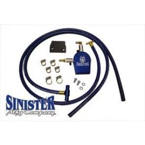 Sinister Diesel Coolant Filter System - 6.4L PowerStroke
