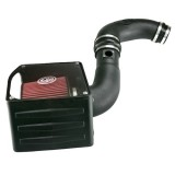 S&B Cold Air Intake Kit | 04.5-05 Chevy 6.6L Duramax LLY w/ Cleanable Cotton Filter | 75-5102