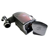 S&B Cold Air Intake Kit | 92-00 Chevy 6.5L w/ Cleanable Cotton Filter | 75-5045