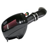S&B Cold Air Intake Kit | 11-12 Ford 6.7L Powerstroke w/ Cleanable Cotton Filter | 75-5104