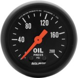 Autometer Z-Series 0-200psi Oil Pressure Gauge