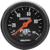 Autometer Z-Series 0-100psi Fuel Pressure Gauge