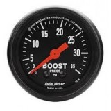 Autometer Z-Series 0-35psi Boost Gauge