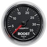 Autometer GS Series 0-35psi Boost Gauge