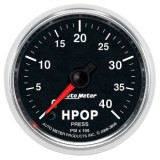 Autometer GS Series 0-4000psi HPOP Gauge