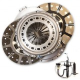 Dodge 5.9L & 6.7L Cummins Street Dual Disc Clutch Kit 2500/3500/4500/5500