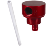FASS Diesel Fuel 5/8 Suction Tube Kit With Bulkhead Fitting