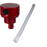 FASS Diesel Fuel 5/8 In Fuel Module Suction Tube Kit Includes Bulkhead Fitting